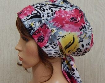 Head Scarf , Headscarf, Hair Scarf, Bandana, Turban, Hair Wrap, Head Cover, Tichel