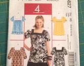 McCall's Women's Blouse Pattern #M5627