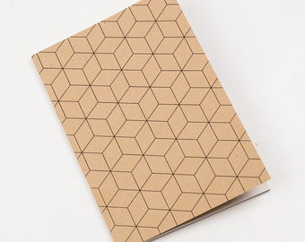 Geometric - A5 Notebook