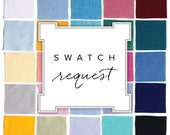SWATCH REQUEST - Please make a note of up to 4 fabrics at checkout