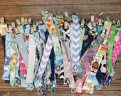 Universal Pacifier Clips, Pick any 5