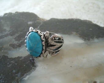 Turquoise Ring, southwestern jewelry southwest jewelry turquoise jewelry native american jewelry theme western jewelry cowgirl country rodeo