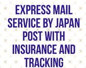 EMS (Express Mail Service) by Japan Post