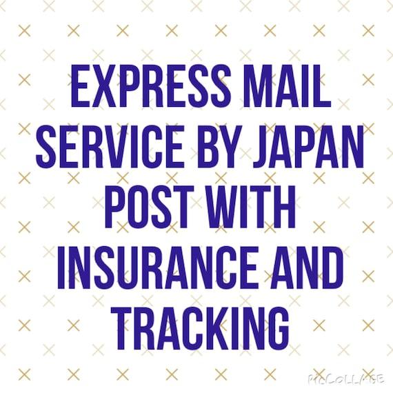 ems express mail service by japan post. Black Bedroom Furniture Sets. Home Design Ideas