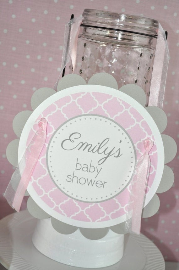Girls baby shower door sign it 39 s a girl baby shower for It s a girl dekoration