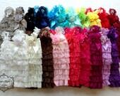 You Pick Petti Lace Romper, Infant Romper, Baby Romper, Photography Prop, Birthday Outfit, Newborn Romper, Ruffle Romper, Girls Romper