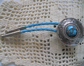 Turquoise Bolero Pin - vintage, collectible, brooch