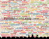 MST3K Quote Print Mystery Science Theater 3000 Great Sayings