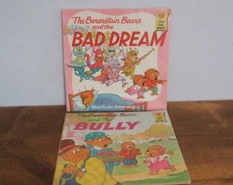 Vintage Berenstain Bear Book Set