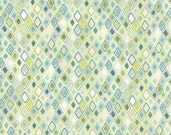 Fresh Cut - Daisy Patch in Bermuda by Basic Grey for Moda Fabrics