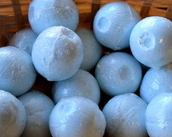 Blue Sugar Bath Bomb