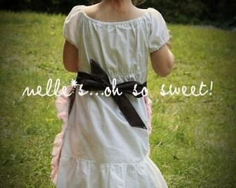 nelles The Simplest Peasant Dress