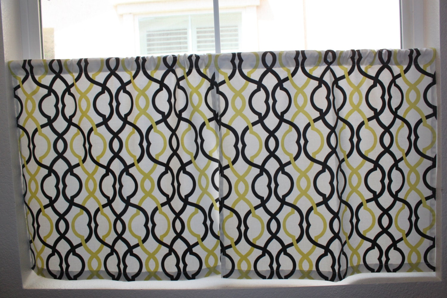 cafe curtains kitchen curtains waverly make waves by