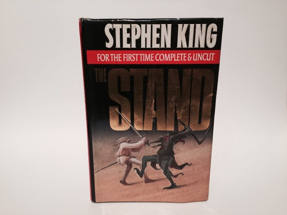 a short summary of the stand a novel by stephen king Summary bibliography: stephen king you are not logged in if you create a free account and sign in, you will be able to customize what is displayed.