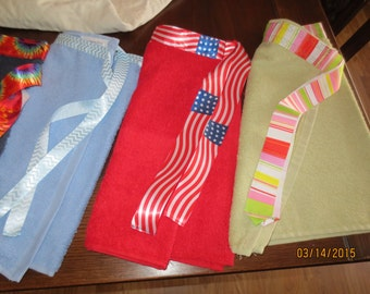 Apron, towel, terry cloth apron, kitchen apron, barbecue apron