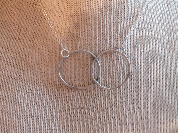 Two Hammered Circles Intertwined
