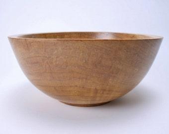Sycamore Wooden Salad Bowl 1380