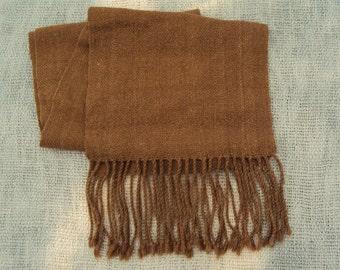 Handmade Vicuna Scarf