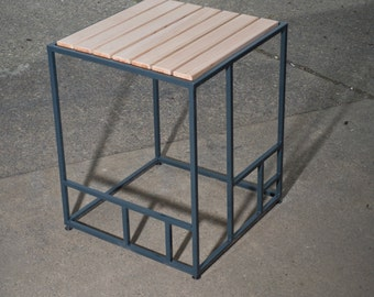 Deco Style Outdoor Side Table