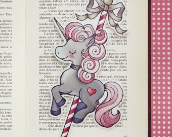 Merry - Romantic Carnival bookmark