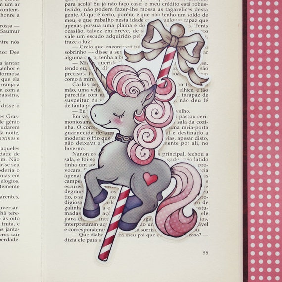Merry - Romantic Carnival bookmark