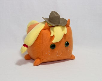 Applejack Pony Cube Apple Jack
