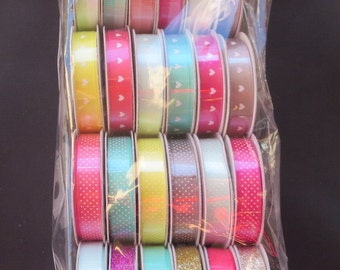 American Crafts Premium Ribbon - Dear Lizzy Collection 89427