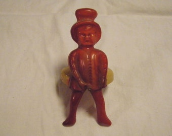 """Celluloid """"Little Squirt"""" Squirting Toy Circa 1920, Vintage"""