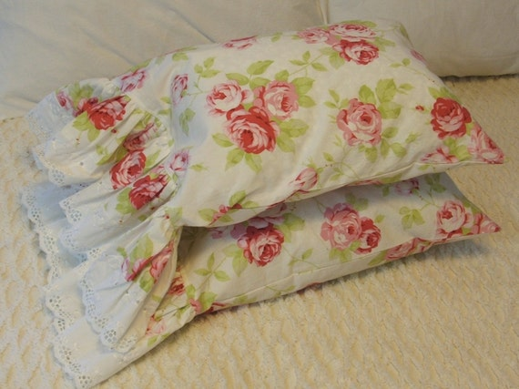 Items similar to shabby chic throw pillow on Etsy