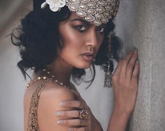 Vintage Inspired Headdress