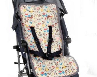 Pram liner| Stroller Liner| Stroller pad| baby jogger| maclaren baby| Stroller Cover| Pram Pad| Stroller padding| maclaren Stroller liner