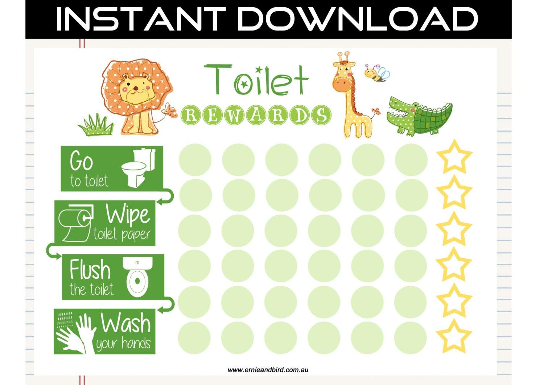 printable toilet potty training chart digital 128270zoom