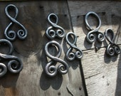 Hand Forged Troll Cross, Trollkors, made to order