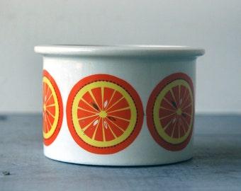 Arabia Oranges Ramekin