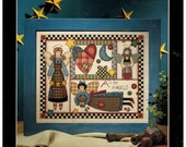 Cross Stitch Pictures Calico Angels by Dimensions