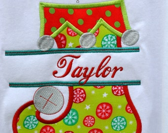 "Shop ""personalized stocking"" in Clothing"