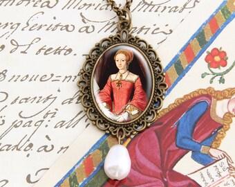Princess Elizabeth - Historical Necklace