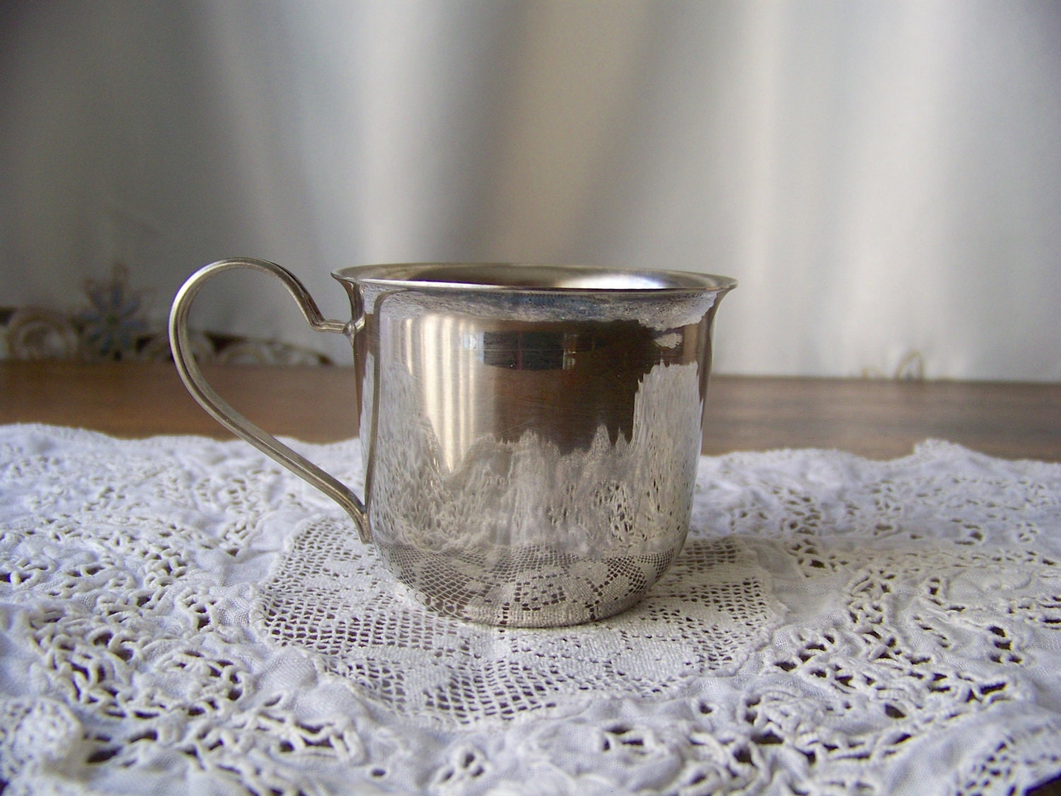 Vintage Baby Cup 12