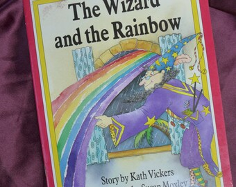 The Wizard and The Rainbow 1987 Kath Vickers