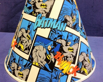 Batman Comic Lamp Shade Lampshade