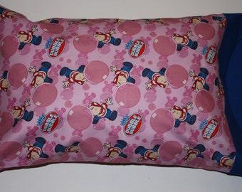 Standard Pillowcase or Travel Pillowcase