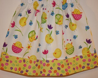 Easter is Coming Skirt   Only have a Size 5 left.