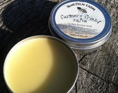 Farmer's Friend Salve - Beeswax Salve made with propolis and herbs, 1 oz.