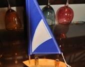 Sailboat Business Card Holder