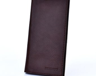 Large Men's Wallet-Italian leather