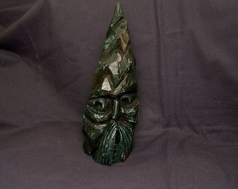 Pine Tree Ent in Mountain Cottonwood...9 inches tall...