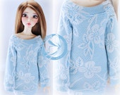 Blue Lacey F60 SD Tunic Top Dress