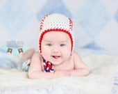 Happy Baby Baseball Hat