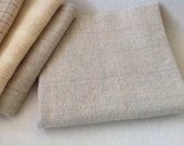 Rug Hooking Wool,  Select-a-Size, Tuscan Sand, tiny texture, J904