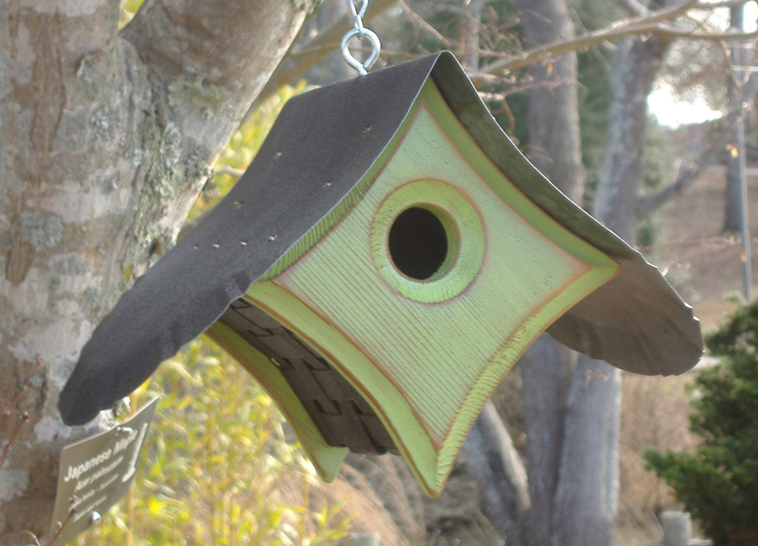OUTDOOR Birdhouses   MODERN Bird House   Unique Birdhouses. Bird houses for sale   Etsy